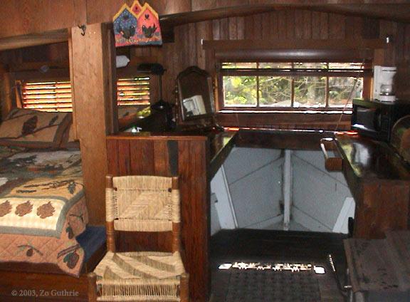 Boat House Kitchen | Howard Creek Ranch