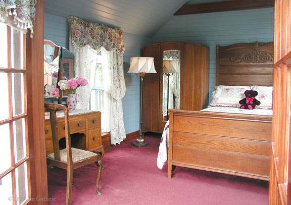 Sun Room | Howard Creek Ranch