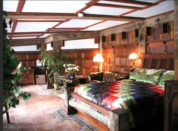 Walden Room   Howard Creek Ranch