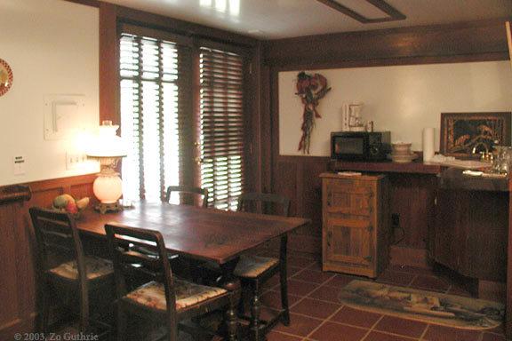 Willow Room Kitchen | Howard Creek Ranch
