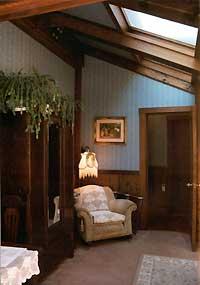 Blue Balcony Room   Howard Creek Ranch