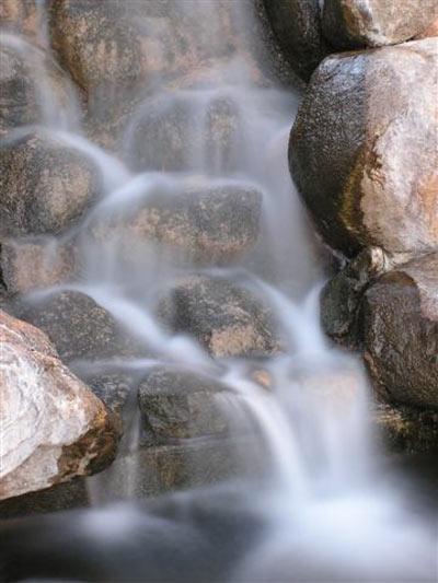 Eel River Waterfall | Howard Creek Ranch