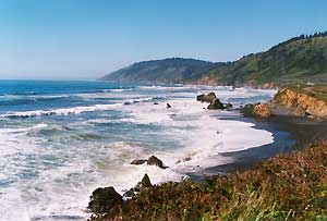 Beach | Howard Creek Ranch