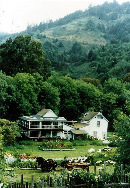 The Farmhouse Built in 1871