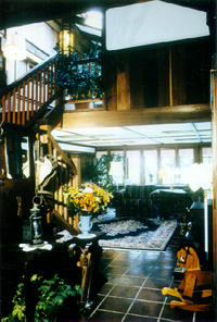 Redwood Suite Bedroom | Howard Creek Ranch