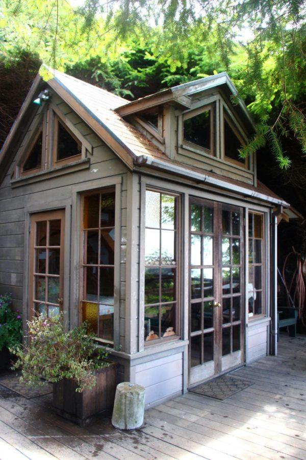 Sea View Cabin | Howard Creek Ranch