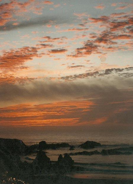 Sunset | Howard Creek Ranch